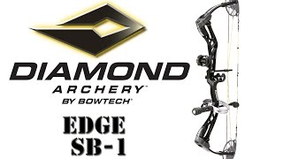 Diamond Edge SB-1 overview great bow by Diamond Archery