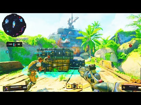 """Call of Duty: Black Ops 4 """"EARLY MULTIPLAYER GAMEPLAY""""! - COD BO4 """"MX9"""" SMG Gameplay! (Official HD)"""