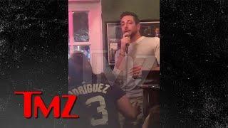 """Zachary Levi -- the superhero in the new DC Comics flick """"Shazam!"""" ..."""
