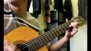 星语心愿 Xing Yu Xin Yuan - 张柏芝 Cecilia Cheung - Guitar Solo