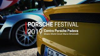 AfterMovie - Centro Porsche Padova al Porsche Festival 2019 - @Misano - 05-06/10/2019