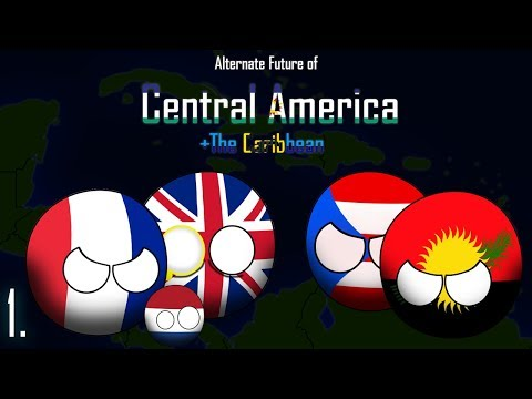 Alternate Future of Central America +The Caribbean - The Spa