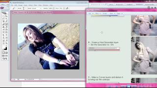 PHOTOSHOP - Edit Tutorial #3 Thumbnail