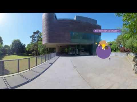 University College Cork 360° VR campus experience