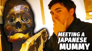 Meeting a Japanese Mummy | Fukushima