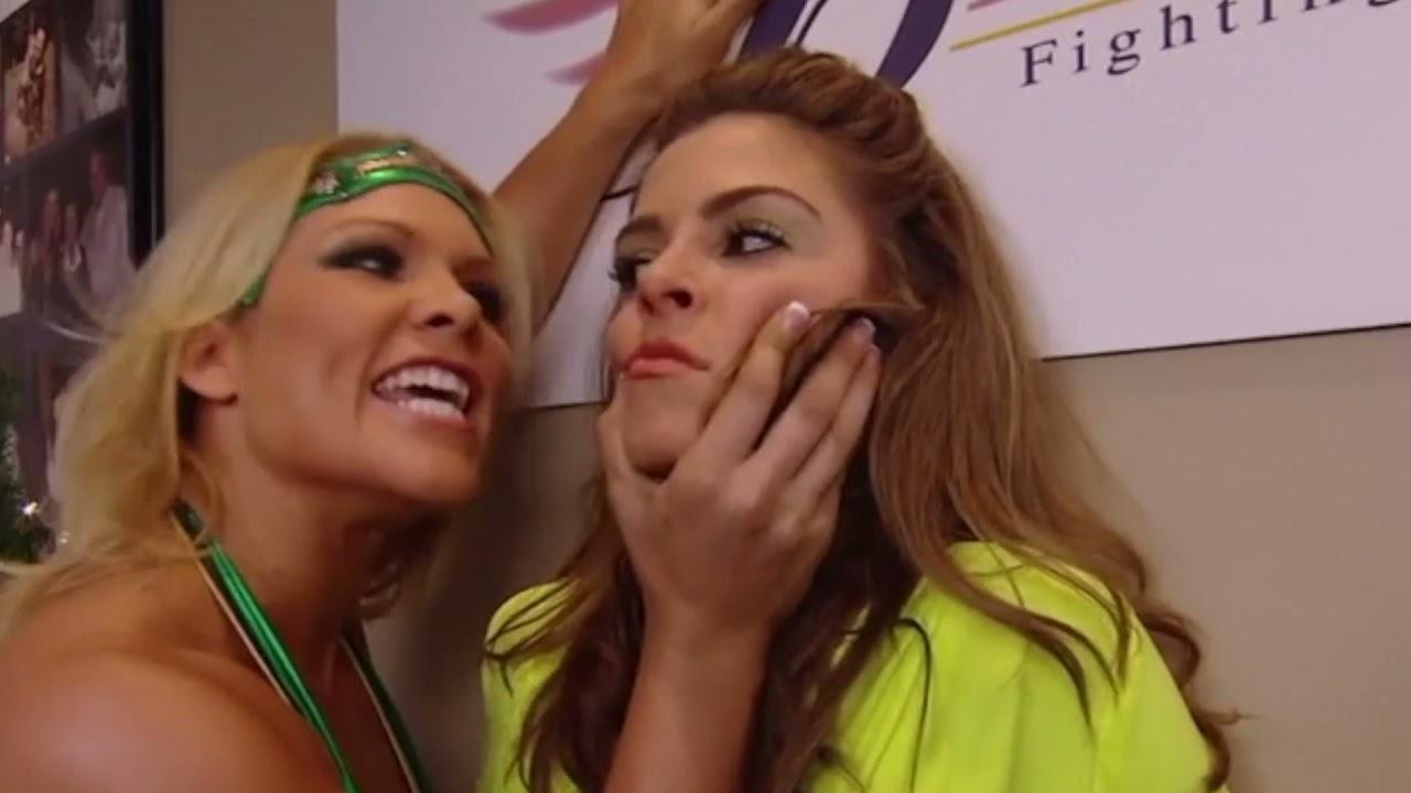 Diva Backstage Beatdown