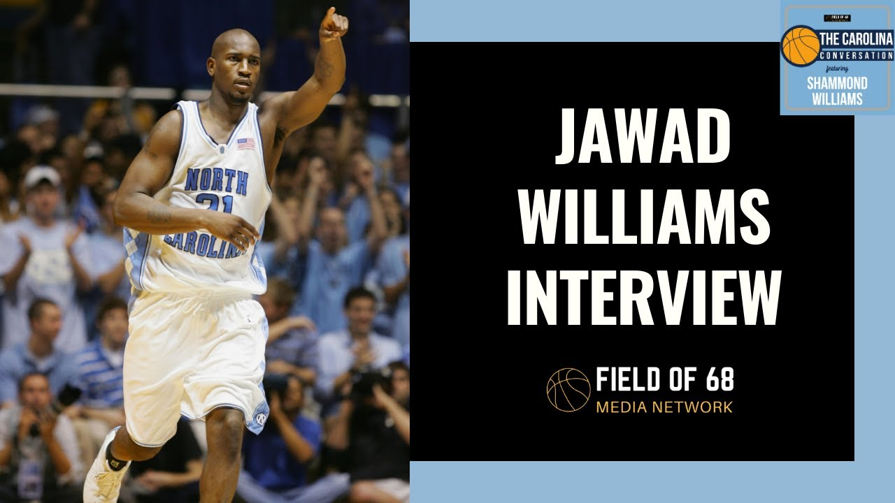 Video: Shammond Williams Chats With Jawad Williams