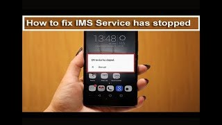IMS Service has stopped