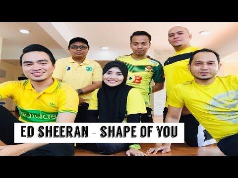 TeacheRobik - Shape Of You by Ed Sheeran