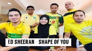 TeacheRobik Shape Of You by Ed Sheeran