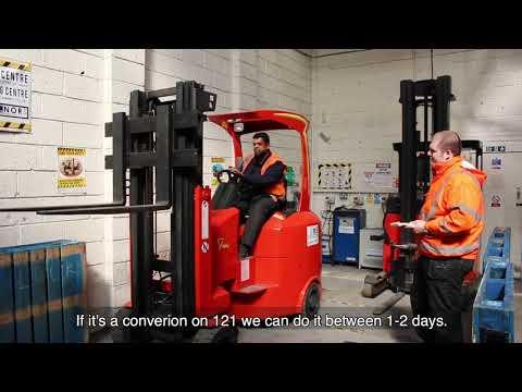 Forklift Training Birmingham RTITB Centre Onsite Midlands