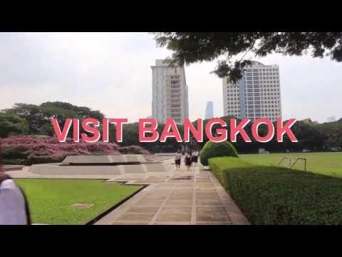 Visit Thailand Part Chulalongkorn University
