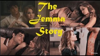 The Jemma Story Cont. in season 5B (Jesus & Emma from The Fosters)