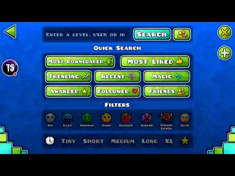 [Mobile] Geometry Dash Stream - Level Request and more