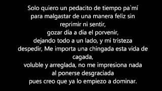 María Barracuda y Café Tacvba-¡Chale! (Instrumental con letra) (Karaoke)