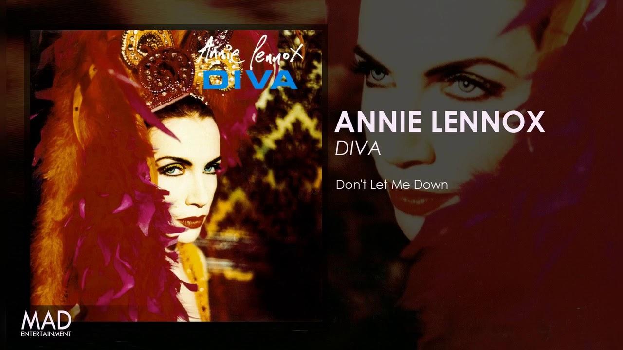 Annie Lennox - Don't Let Me Down - YouTube