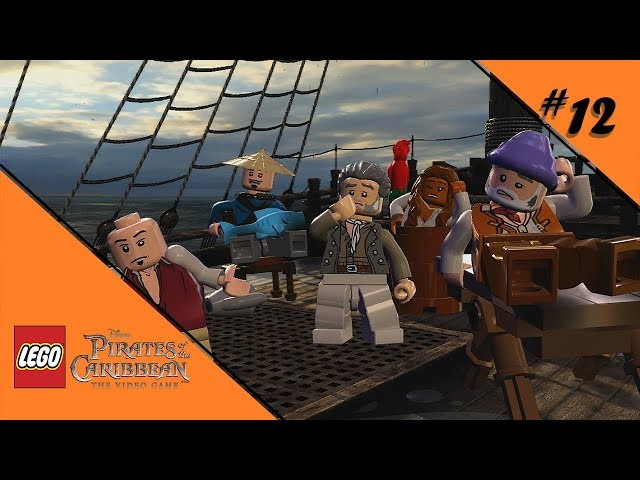 DAVY JONES REICH ☠ Let's Play LEGO Pirates of the Caribbean #12