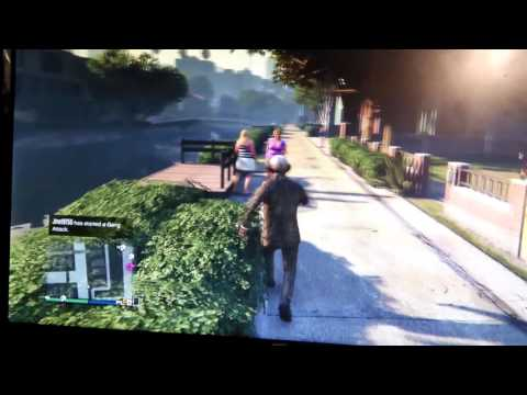 GTA online radio glitch