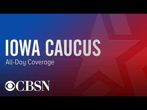 Iowa Caucus Live Updates | CBSN