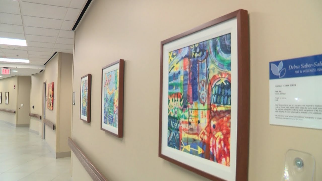 Splash Feature: Henry Ford West Bloomfield Uses DIA Art to Bring Patients  and Visitors Joy