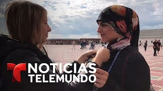 Cápitulo 7: Los Pérez Troikos vuelan a Sochi y encuentran tensiones y risas | Noticias | Telemundo