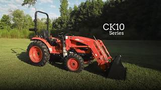 KIOTI CK10 Series - Quick Start Video