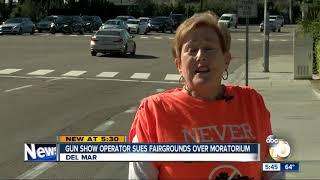 Gun show operator sues Del Mar Fairgrounds
