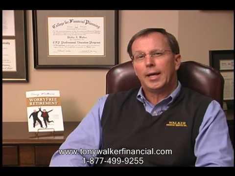 Tony Walker Financial - Top 10 Questions:  #4