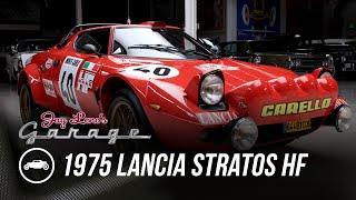homepage tile video photo for 1975 Lancia Stratos HF - Jay Leno's Garage