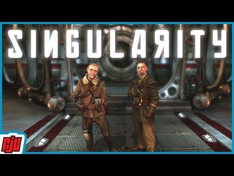 Singularity Part 8 (Ending)   Sci-Fi Horror Game   PC Gameplay Walkthrough