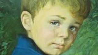The Crying Boy HAUNTED PICTURE - MY TRUE GHOST STORY