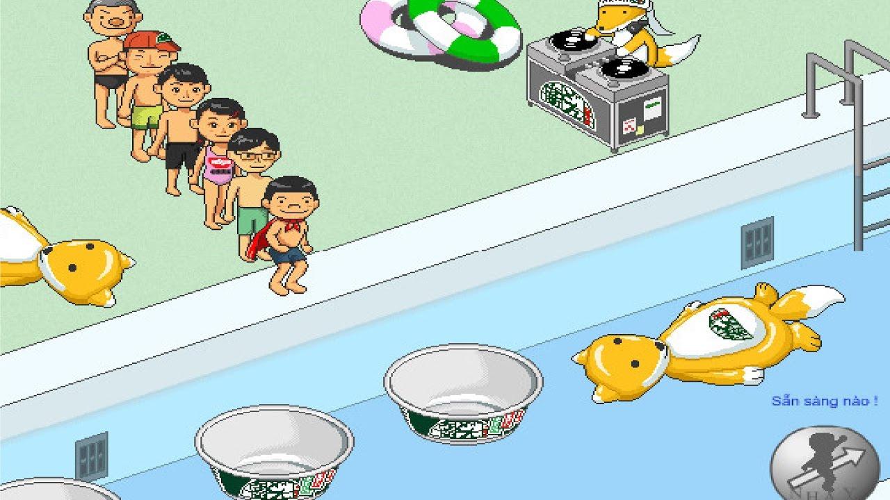 Game Vui 24H - Chơi thử Game Bể bơi vui nhộn !!!