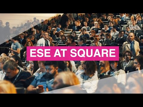 18th Biennial ESE Congress at SQUARE