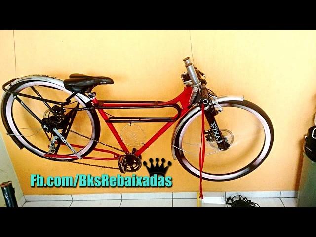 Especial Barra Forte 2° - Bikes Rebaixadas
