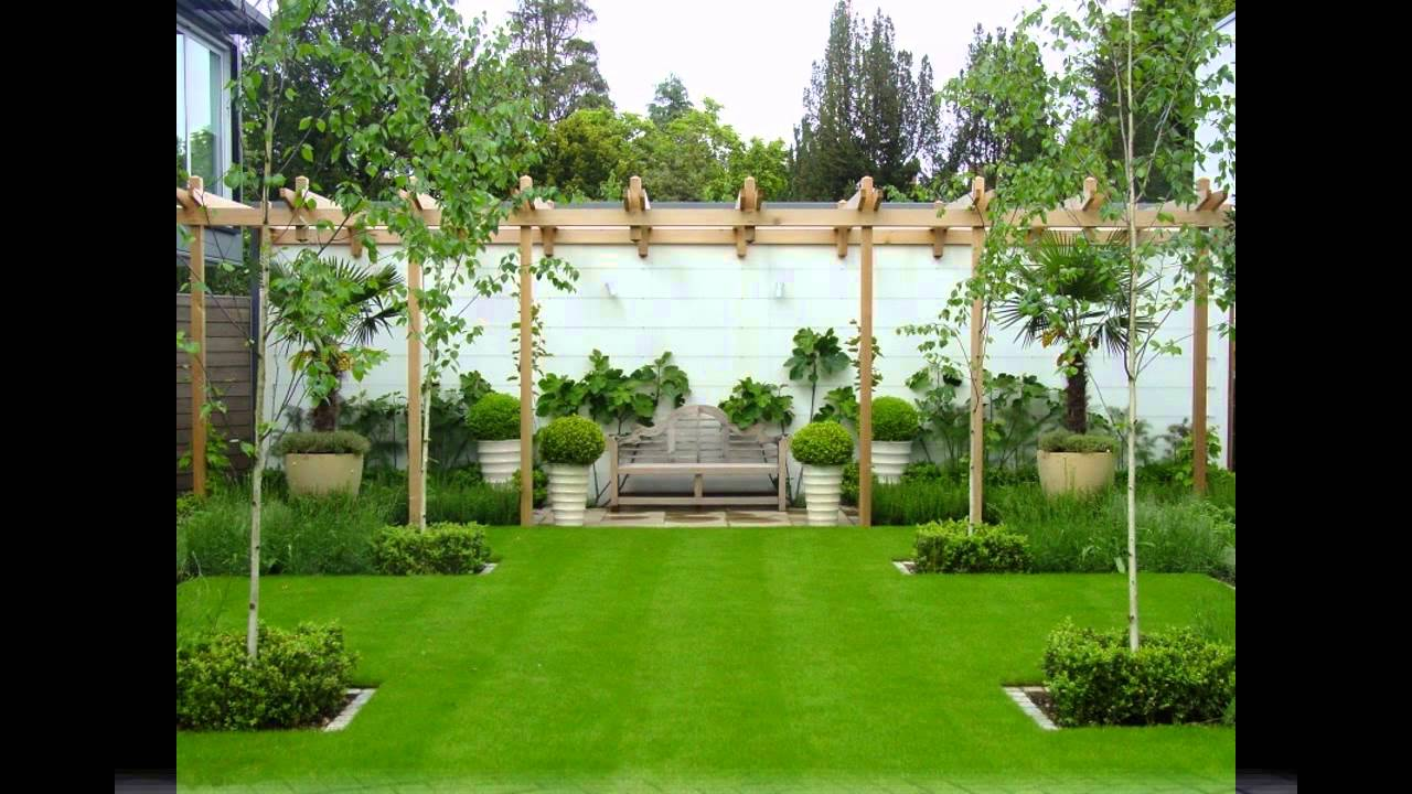 Best exotic garden trees ideas for small gardens youtube for Best home garden design
