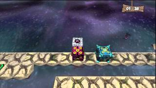 Voodoo Dice PS3 World 4 Level 15 - Easiest way to get Voodoo Time!