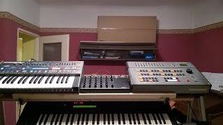 Pet Shop Boys - Rent (live instrumental cover)