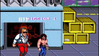Double Dragon II The Revenge (Arcade)