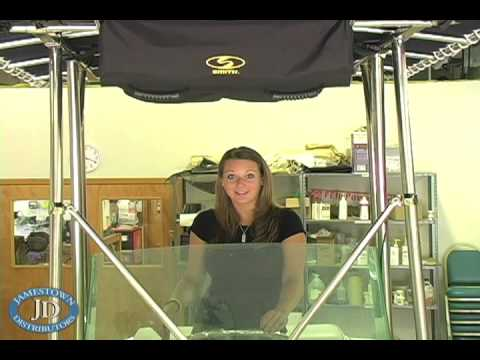 sc 1 st  YouTube & How to Install a CE Smith T-Top Storage Bag - YouTube
