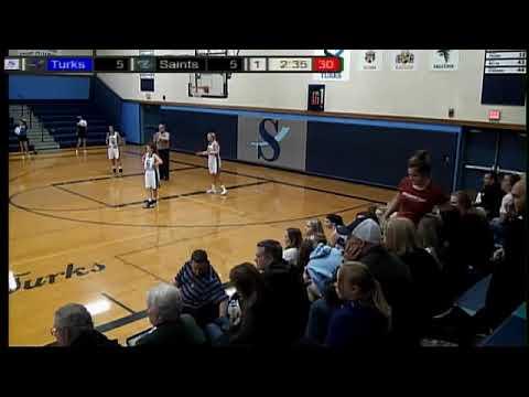 Turk Girls Basketball - Sultan vs Interlake