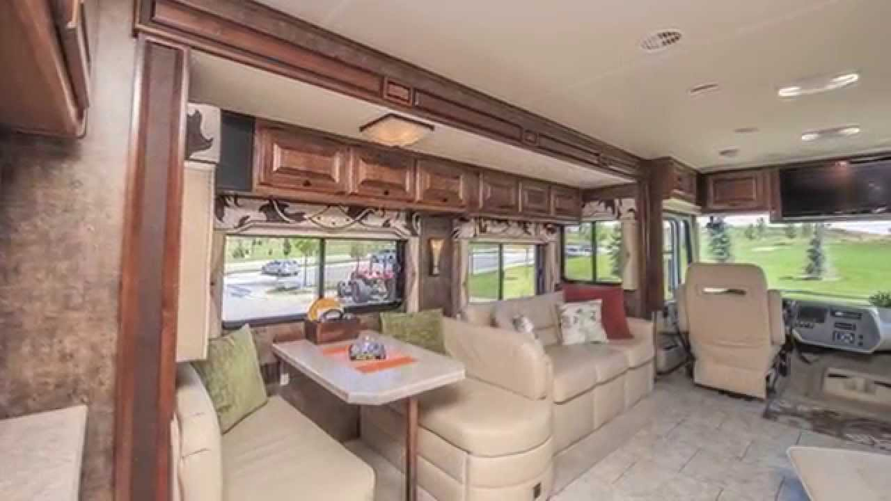 Charmant Whatu0027s It Like Inside Our Motorhome / RV   Take A Virtual Tour   YouTube