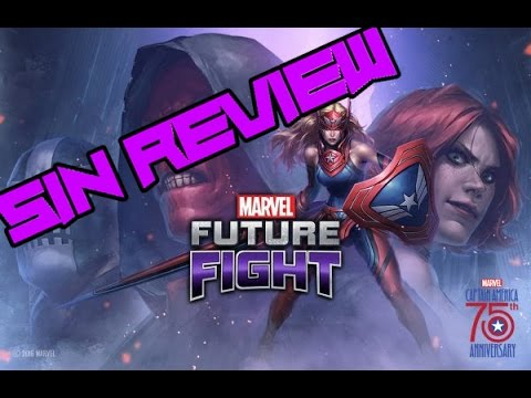 Sin 6 Star Review - Marvel Future Fight Character Review