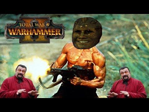TIME TO TURINATE THEM | Total War: Warhammer 2 - LIVE STREAM BATTLES