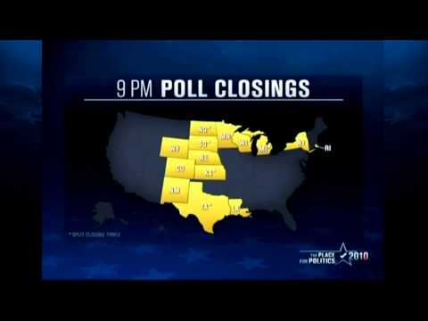 Election Night 2010 - Full Results