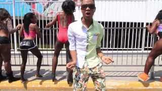QQ - WALK WID DI ONE DROP - ( OFFICIAL VIDEO) - BLESS MUSIC TEAM - 21ST - HAPILOS DIGITAL