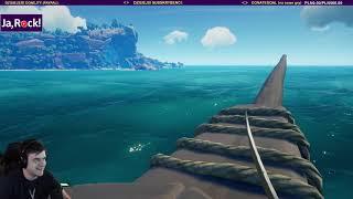 Statek pełen keszu, wypchany aż po brzegi - Sea of Thieves / 01.01.2019 (#3)
