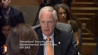 Senate Hearing: Homeland Security Advisers Suggest Solutions to Border Crisis
