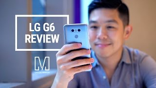 lg g6 review just right or blow your socks off