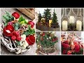 48 Simple Holiday Centerpiece Ideas 🎄
