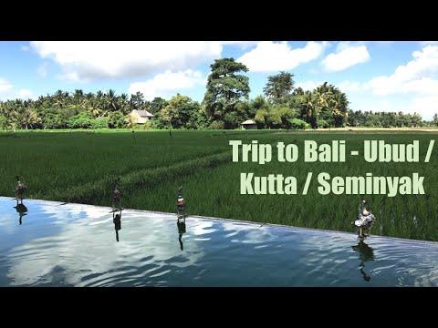 Bali Trip - Ubud And Seminyak - Indonesia